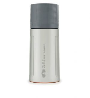 Thermos in Acciaio Silver 0,5L Camping GSI Outdoors