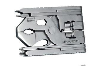 Multiuso Set da 22 Utensili Acciaio Inox Swiss Tech