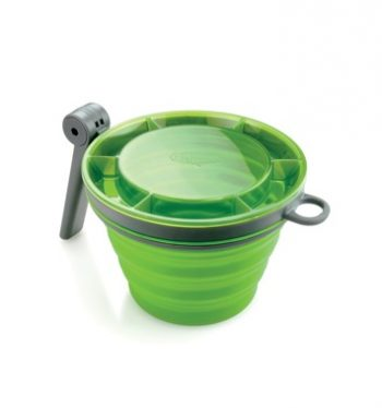 Tazza Pieghevole 680 ml Verde FAIRSHARE GSI Outdoors