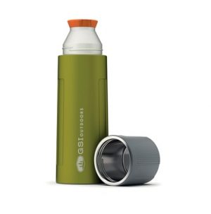 Thermos in Acciaio Verde 1 L Camping GSI Outdoors
