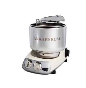 Macchina Da Cucina Impastatrice Pressa Carne Ankarsrum Crema Chiaro