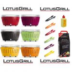 Special Pack Lotus Grill XL