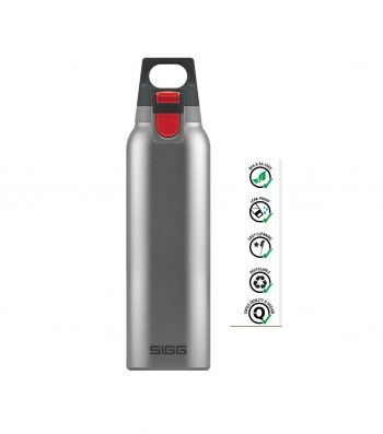 Thermos Hot&Cold One Ermetico 0.5lt Silver