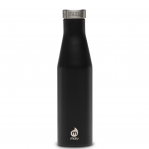 Bottiglia Termica Thermos Black Isolata Serie Slim Mizu 415-560 Ml
