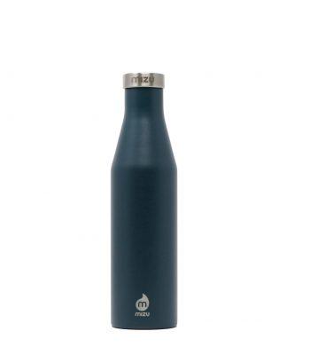 Bottiglia Termica Thermos Isolata Midnight Serie Slim Mizu 560 Ml