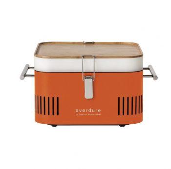 Barbecue a Carbone portatile CUBE Orange