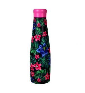 Bottiglia Thermos 550 ml Flash Tropical Woodway