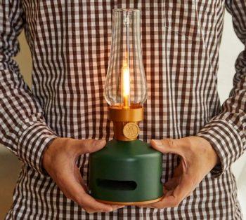Lampada Led Lanterna Speaker MoriMori