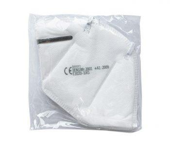 Mascherina KN95-FFP2 Senza Valvola FFP2/KN95