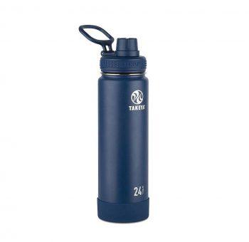 Bottiglia Termica Thermos Takeya Midnight 700ml
