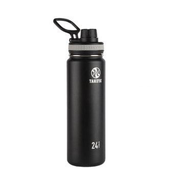 Bottiglia Termica Thermos Takeya ORIGINALS INSULATED BOTTLE Black 700ml